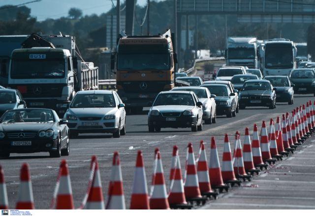 Κυκλοφοριακές ρυθμίσεις στην Κορίνθου - Πατρών | tanea.gr