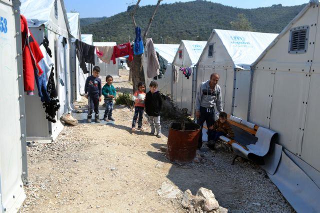 Λέσβος: Μειώθηκαν το τελευταίο τετραήμερο οι μεταναστευτικές ροές | tanea.gr