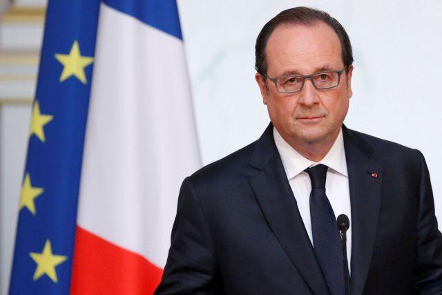 Ολάντ: «Υψιστο καθήκον να διασφαλίσω ότι οι Γάλλοι δεν θα ψηφίσουν Λεπέν» | tanea.gr