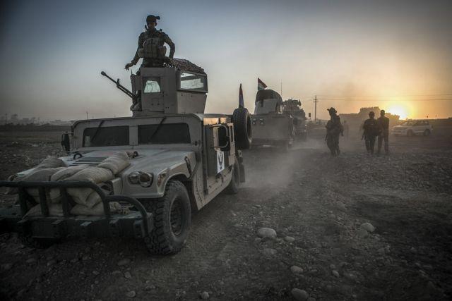 Προχωρούν στη δυτική Μοσούλη οι ιρακινές δυνάμεις, επιτυχάνεται η φυγή αμάχων   tanea.gr