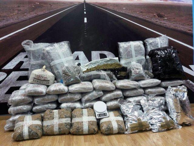 Μπλόκο σε 143 κιλά κάνναβης σε δύο αστυνομικές επιχειρήσεις | tanea.gr