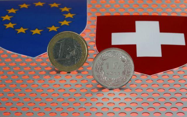 Πλήγμα για την οικονομία της Ελβετίας το ισχυρό φράγκο   tanea.gr