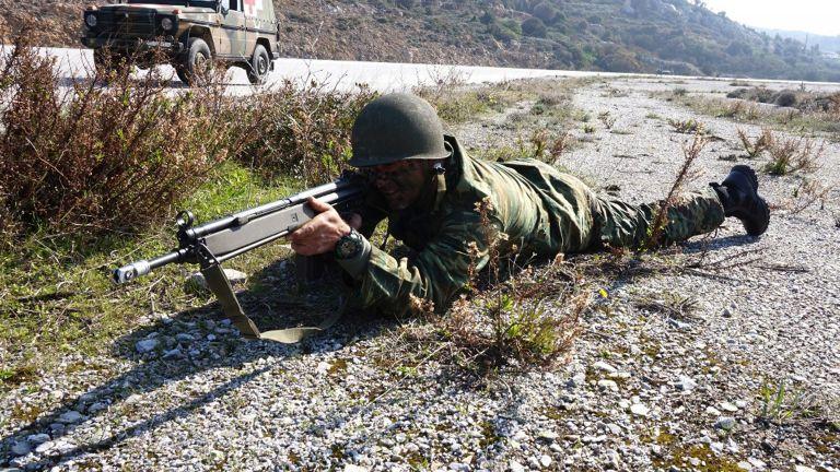 Πρόσληψη 1.000 οπλιτών βραχείας ανακατάταξης από τις Ενοπλες Δυνάμεις | tanea.gr