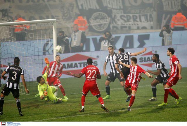 Ο ΠΑΟΚ έριξε αλάτι στο πρωτάθλημα   tanea.gr