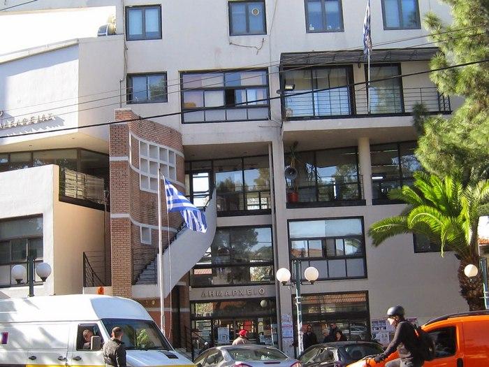 Ερώτηση 21 βουλευτών του ΣΥΡΙΖΑ για την «πολιορκία» του δημαρχείου Ν. Φιλαδέλφειας - Χαλκηδόνας | tanea.gr