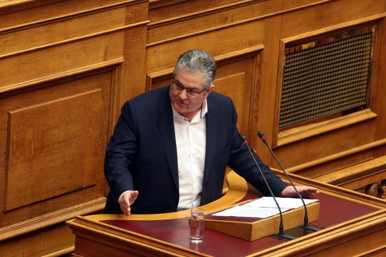 Κουτσούμπας: Η διαχρονική αντιλαϊκή πολιτική ευθύνεται για τα προβλήματα στην Υγεία   tanea.gr
