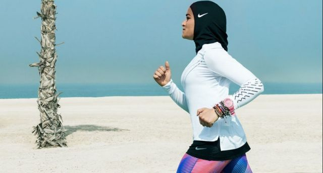 Η Nike λανσάρει χιτζάμπ για μουσουλμάνες αθλήτριες   tanea.gr