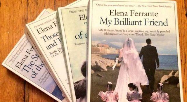 Τα βιβλία της Φεράντε γίνονται τηλεοπτική σειρά | tanea.gr