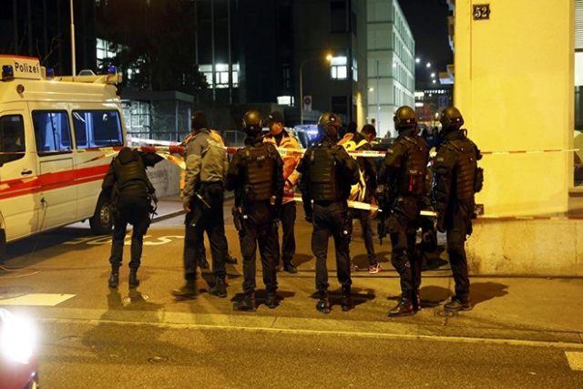 Ελβετία: Δυο νεκροί από ένοπλη επίθεση σε καφέ στη Βασιλεία   tanea.gr