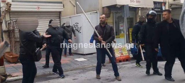 [Μικροπολιτικός] Εθισμένοι στη βία | tanea.gr