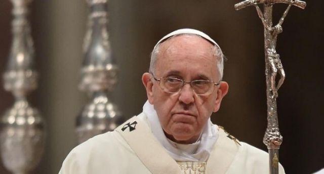 Πάπας Φραγκίσκος: Η κακία του κόσμου με τρομάζει, ακόμα και μέσα στο Βατικανό   tanea.gr