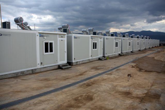 Νέα δομή για μετανάστες στη Θήβα   tanea.gr