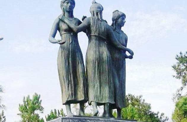 Οι τρεις Χάριτες αποκαλύπτονται στο Φάληρο | tanea.gr