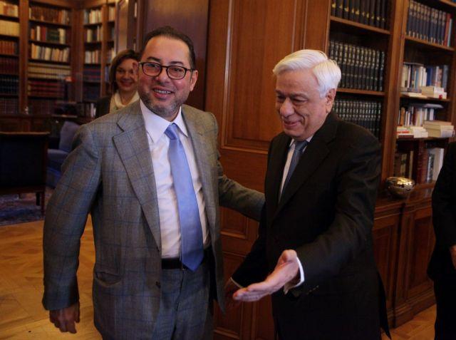 Πιτέλα σε Παυλόπουλο: «Πρέπει να κλείσει άμεσα η αξιολόγηση»   tanea.gr