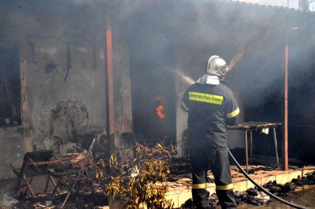 Σέρρες: Νεκρή ηλικιωμένη από φωτιά σε μονοκατοικία | tanea.gr
