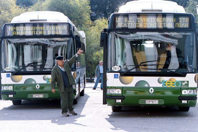 255 λεωφορεία: Ανασφάλιστα και χωρίς ΚΤΕΟ για... οικονομία | tanea.gr
