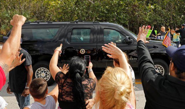 Τραμπ: Ο ηγέτης της Βόρειας Κορέας «ενεργεί πολύ, πολύ άσχημα»   tanea.gr
