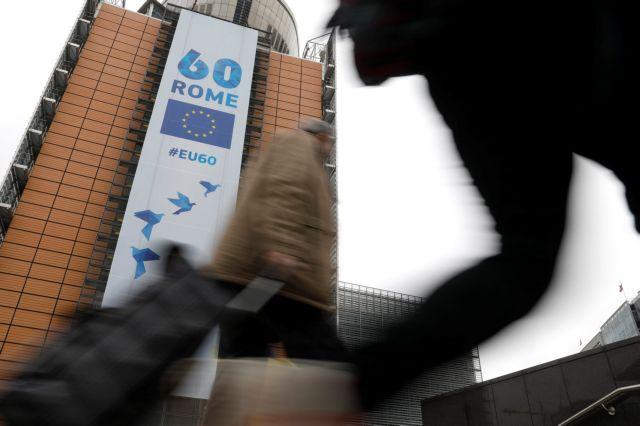 Το όραμα για την ΕΕ στη μετά-Brexit εποχή αναπτύσσει η Διακήρυξη της Ρώμης   tanea.gr