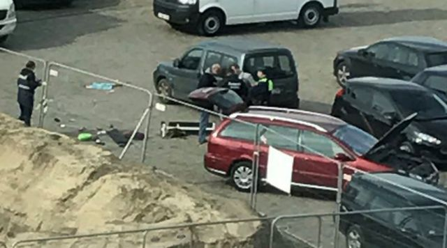 Ακινητοποίησαν οδηγό πριν πέσει σε πεζούς στην Αμβέρσα   tanea.gr