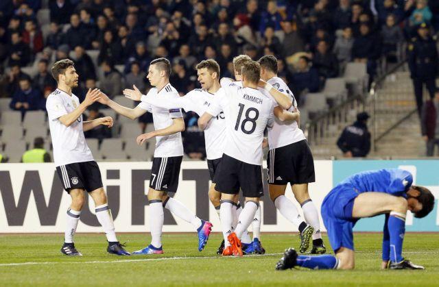 Νίκες για Γερμανία και Αγγλία | tanea.gr
