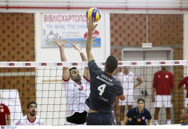 Ά1 βόλεϊ: Νίκες με ανατροπή για ΠΑΟΚ και Φοίνικα Σύρου, πρώτος ο Ολυμπιακός   tanea.gr