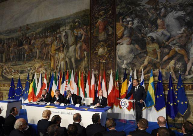 Ιδια πένα, νέα εποχή για την Ευρώπη | tanea.gr