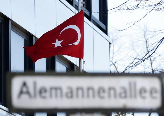 Γερμανός αξιωματούχος κατηγορεί την Αγκυρα για «απαράδεκτη κατασκοπεία»   tanea.gr
