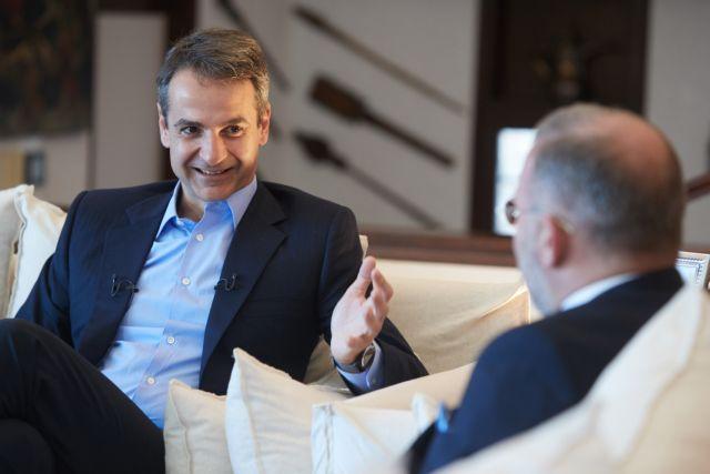 Μητσοτάκης: Αν ο κ. Τσίπρας δεν έχει τους 153 βουλευτές, θα πάμε σε εκλογές   tanea.gr