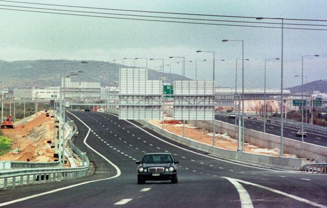 Εκτροπή κυκλοφορίας της Αττικής Οδού στην περιοχή του «Ελ. Βενιζέλος»   tanea.gr