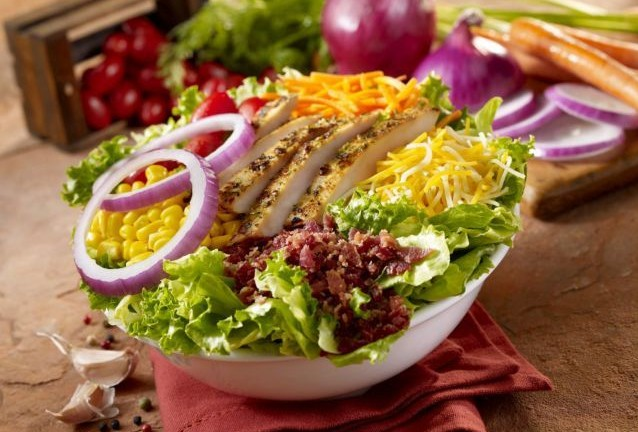 Ασπίδα οι σαλάτες για τους πνεύμονες   tanea.gr
