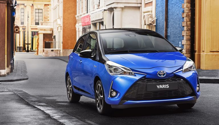 Toyota Yaris: Αναβάθμιση ουσίας   tanea.gr