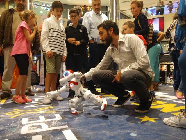 Η ρομποτική στην υπηρεσία της εκπαίδευσης   tanea.gr