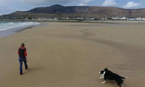 Ιρλανδία: Επέστρεψε... παραλία που είχε εξαφανιστεί πριν από 30 χρόνια | tanea.gr