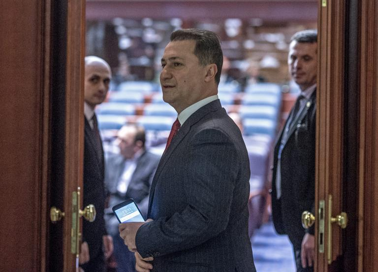 ΠΓΔΜ: Ανοίγει ο δρόμος για την παραπομπή του Γκρούεφσκι στη Δικαιοσύνη   tanea.gr