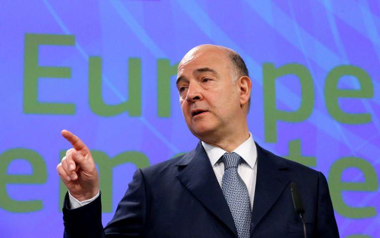 Μοσκοβισί: «Οι ευρωπαϊκοί θεσμοί δεν πρέπει να παίζουν με τη φωτιά στο ελληνικό ζήτημα» | tanea.gr