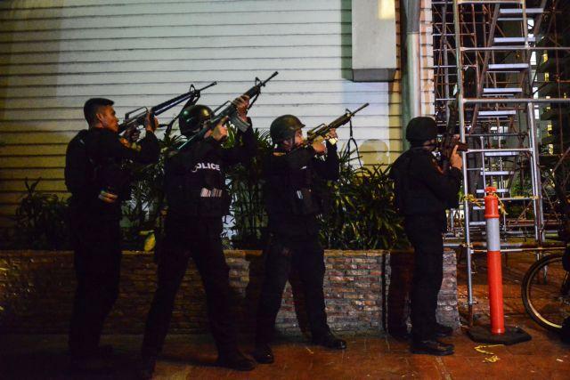 Φιλιππίνες: Η επίθεση του Ισλαμικού Κράτους είναι... απόπειρα ληστείας   tanea.gr