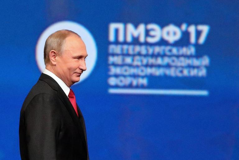 «Don't worry, be happy»: Ο Πούτιν αντιδρά στην απόφαση Τραμπ για το κλίμα | tanea.gr