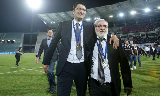 Τέλος και επίσημα ο Ιβιτς από τον ΠΑΟΚ | tanea.gr