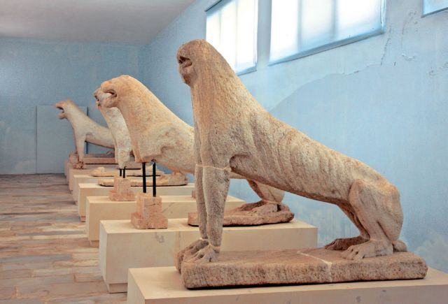 Κλειστό όλο τον Ιούνιο για επισκευές το μουσείο της Δήλου | tanea.gr