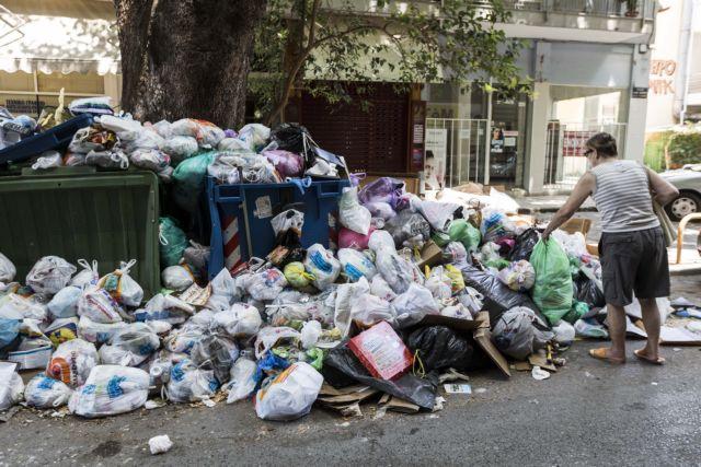 Τέσσερις ημέρες για να αδειάσουν οι δρόμοι από τα σκουπίδια | tanea.gr