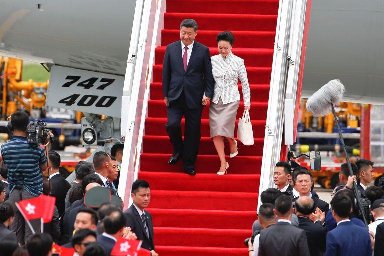 Πρώτη επίσκεψη του Σι Τζινπίνγκ στο Χονγκ Κονγκ   tanea.gr