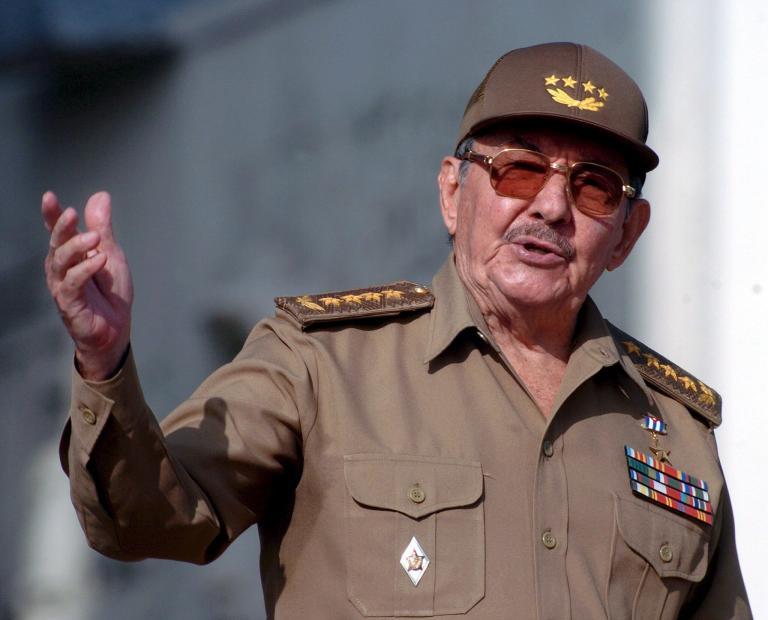 Την πολιτική του Τραμπ έναντι της Κούβας καταγγέλλει ο Ραούλ Κάστρο   tanea.gr