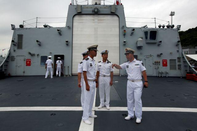 Η Κίνα απέκτησε την πρώτη στρατιωτική βάση στο εξωτερικό | tanea.gr