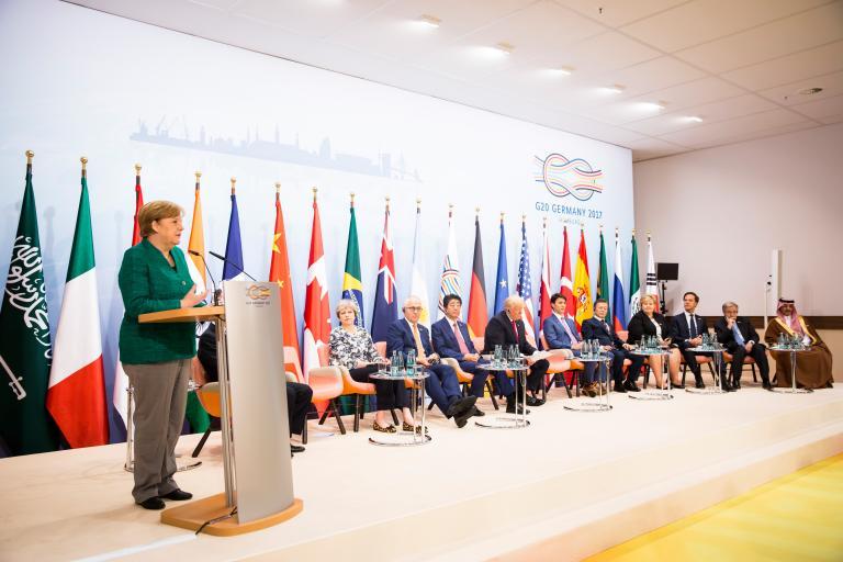 Η G20 απεδείχθη λιγότερο φιλόδοξη στις δεσμεύσεις της για την Αφρική   tanea.gr