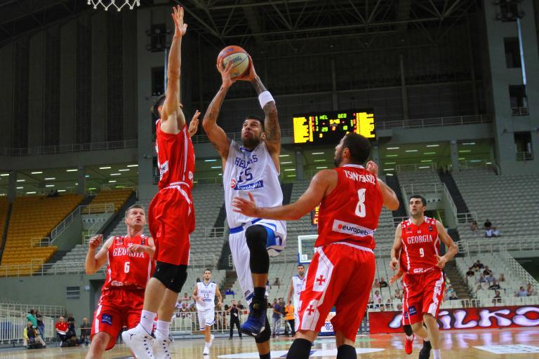 Απογοήτευση και ήττα από τη Γεωργία για την Εθνική μπάσκετ   tanea.gr