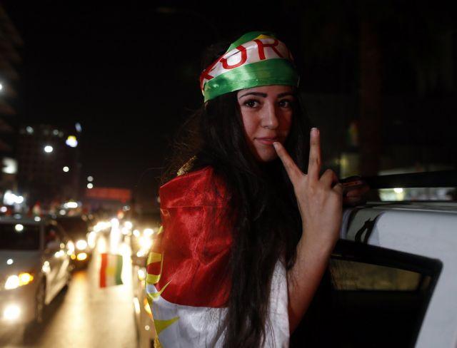 Ιρακινό Κουρδιστάν: «Ναι» στην ανεξαρτησία λέει πάνω από το 90% | tanea.gr