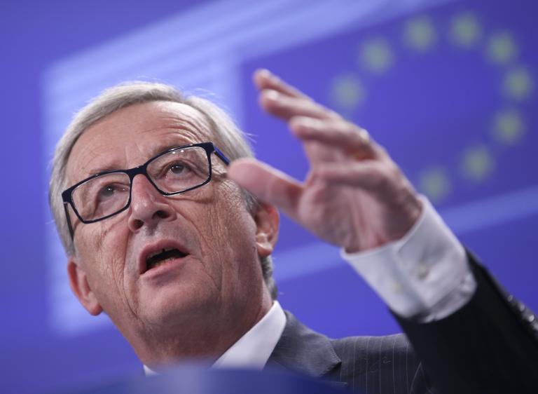 Υπέρ της επανασύνδεσης της ΕΕ με τη Ρωσία τάχθηκε ο Γιούνκερ | tanea.gr