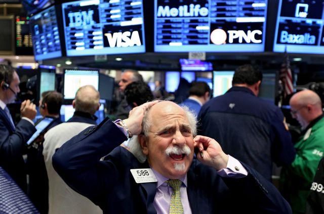 Ξεπέρασε το φράγμα των 23.000 μονάδων ο δείκτης Dow Jones | tanea.gr