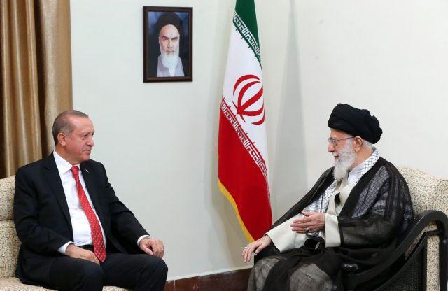 Χαμενεΐ: Οι ΗΠΑ θέλουν να δημιουργήσουν νέο Ισραήλ στην περιοχή   tanea.gr