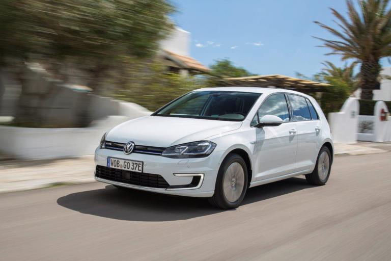 Το ηλεκτρικό VW Golf  ήρθε στην Ελλάδα | tanea.gr